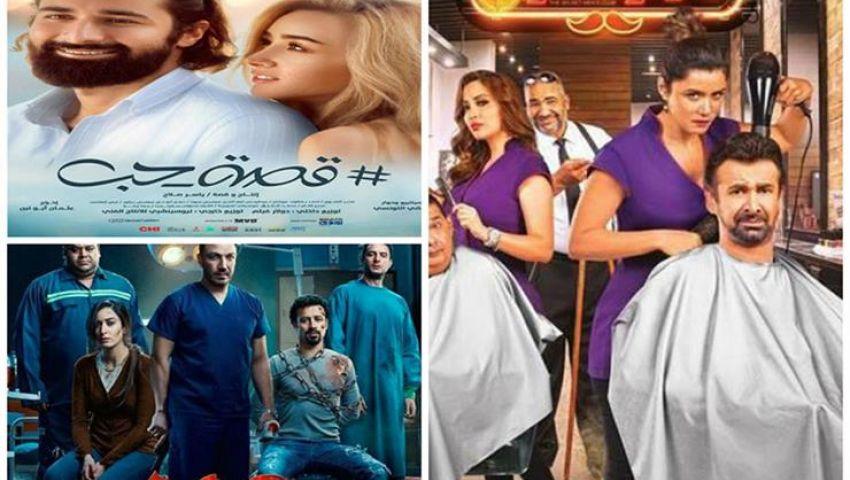 تعرف علي إيرادات السينما المصرية أمس