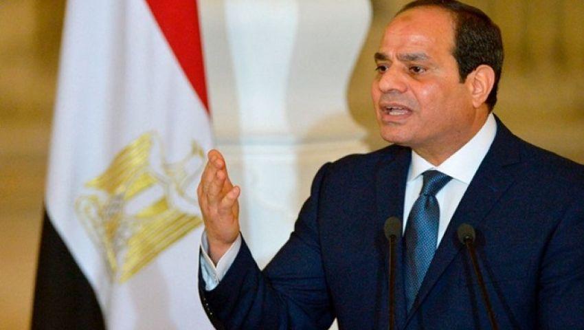 فيديو| السيسي للمصريين: كفاية طفلين.. وسامحوني صعب نخفض معاشات الوزراء