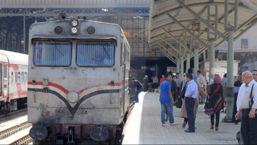 فيديو| في أكتوبر.. نكسة القطارات تحصد 12 شخصًا وتصيب 14 آخرين