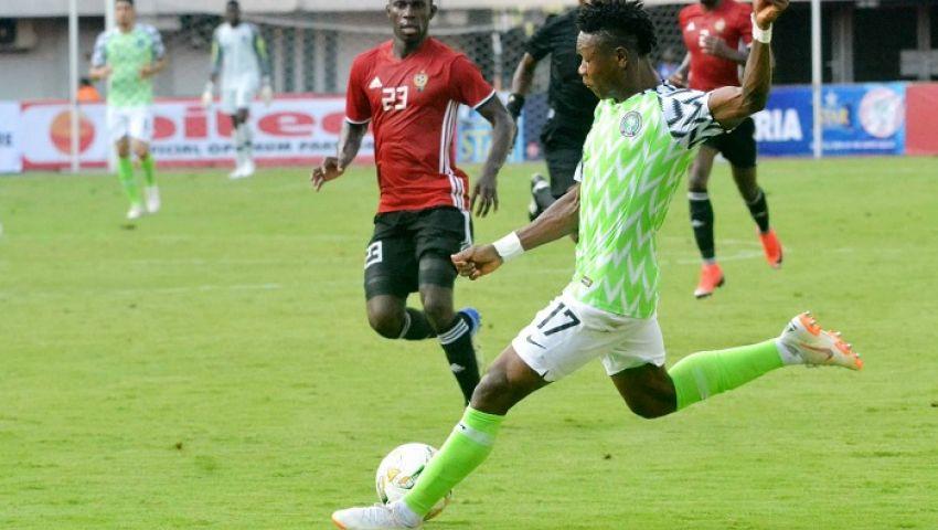 تفاصيل إصابة لاعب نيجيريا بأزمة قلبية