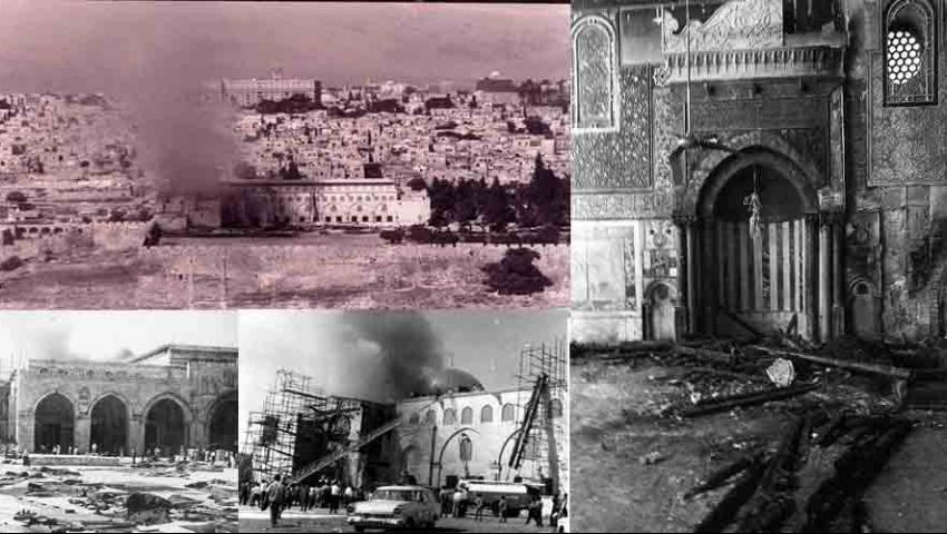 في نصف قرن.. هذه أبرز اعتداءات الصهاينة على الأقصى