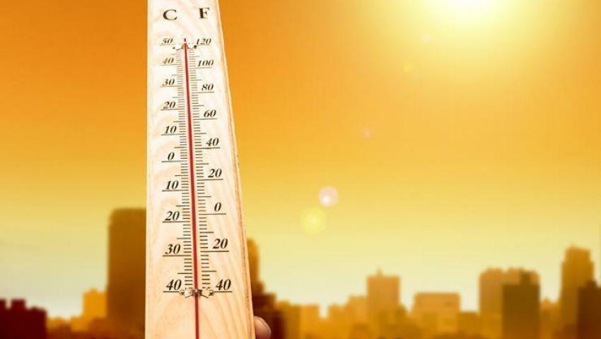 تتجاوز الـ30.. الأرصاد: موجة حارة  خلال 72 ساعة المقبلة