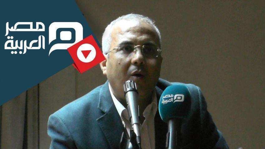 حملة تضامنية مع «عادل صبري».. وسياسيون: «صحفي شريف في زمن المسخ»