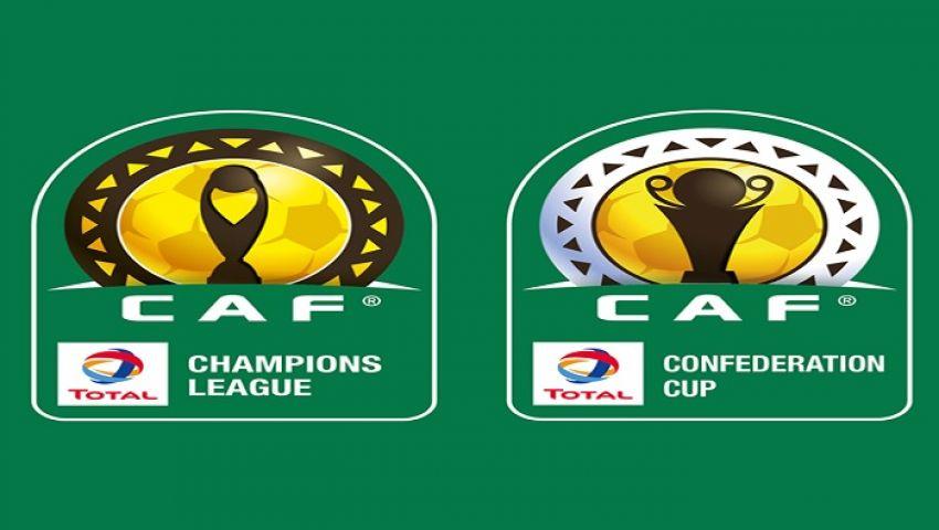 الكاف يعدل نظام نهائي دوري أبطال أفريقيا والكونفدرالية
