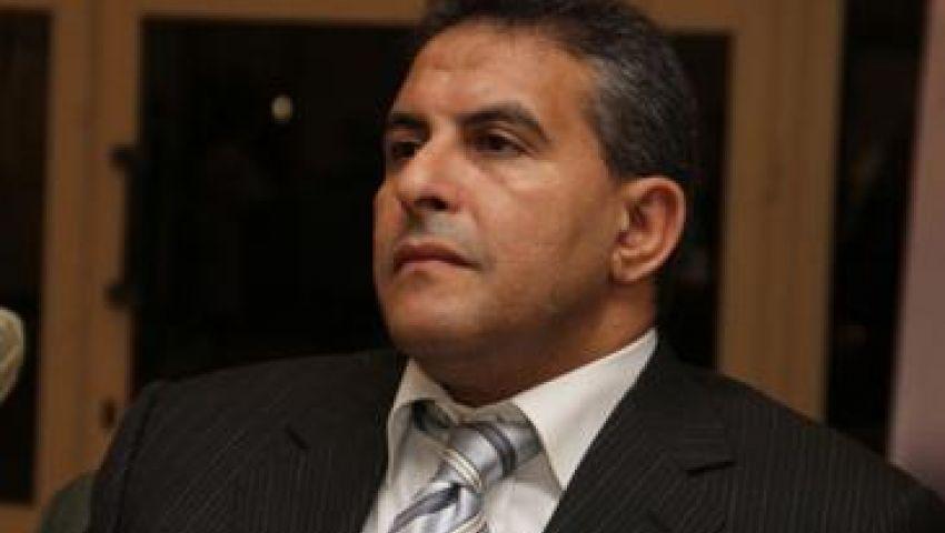 أبوزيد يقيم حفل تأبين لـفقيد الترسانة