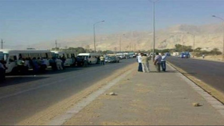 الجيش يدير طريق القاهرة الإسماعيلية لـ50 عامًا