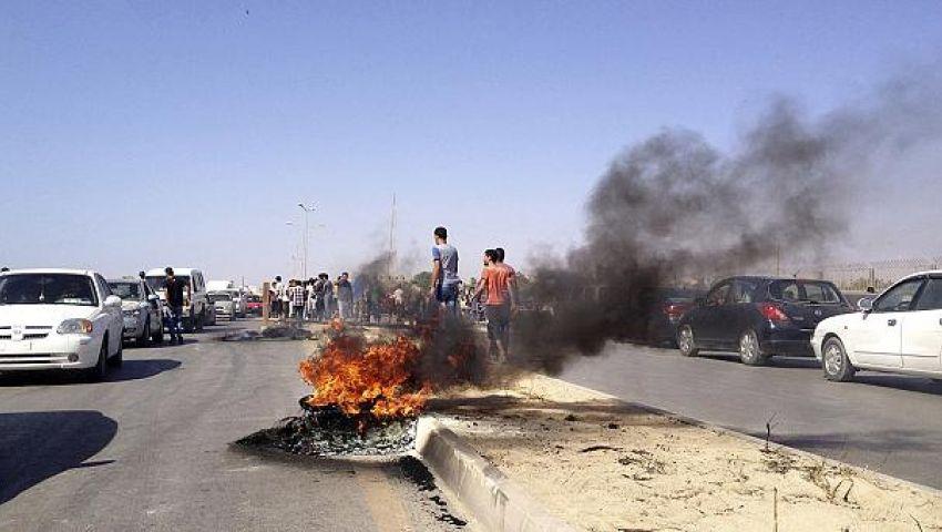 مقتل 6 في اشتباكات بين قوات حفتر وأنصار الشريعة
