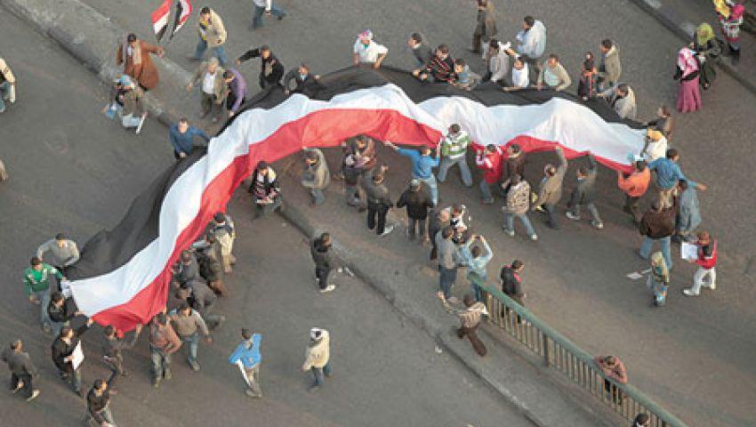 مجهولون يطلقون النار على متظاهري التحرير