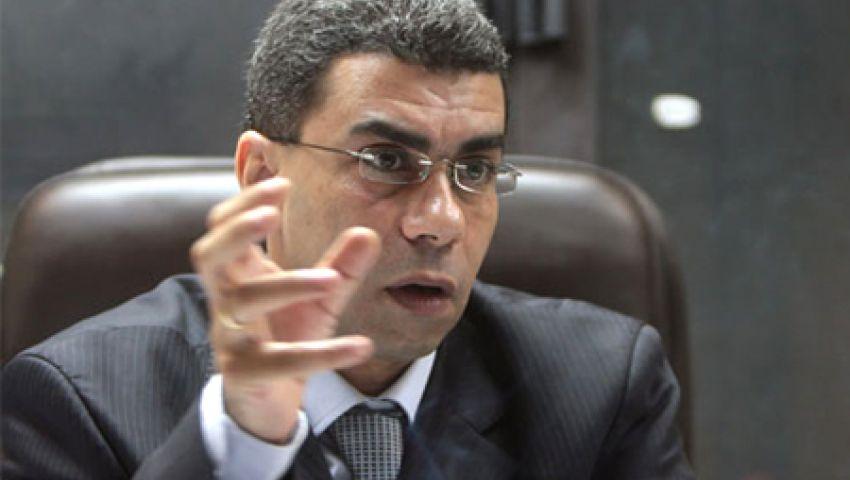 ياسر رزق: الرئيس القادم ذو خلفية عسكرية