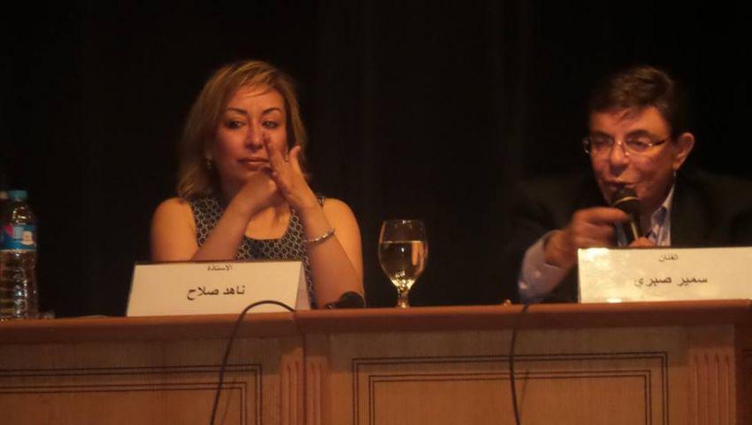 سمير صبري: حزين على حال الثقافة في الإسكندرية