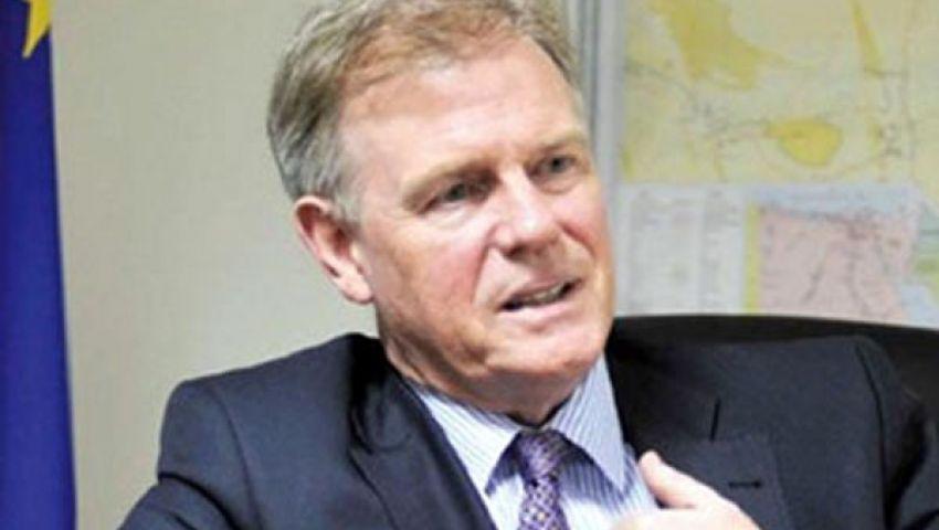 سفير الاتحاد الأوروبي: لا خطط لخفض المساعدات لمصر