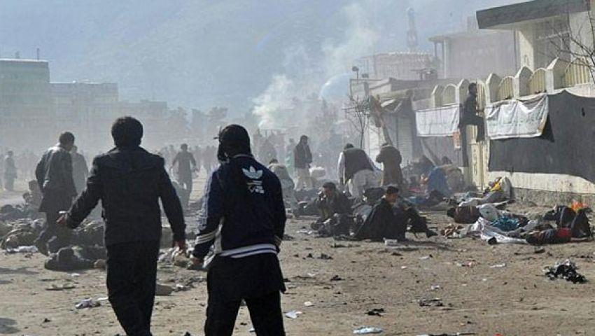 مقتل 11مسلحًا في أفغانستان
