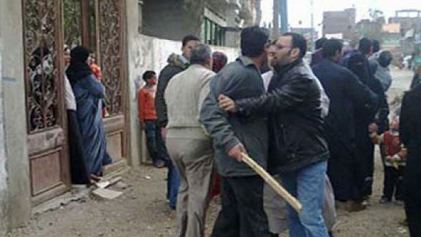 إصابة 24 في مشاجرة بين عائلتين بسوهاج
