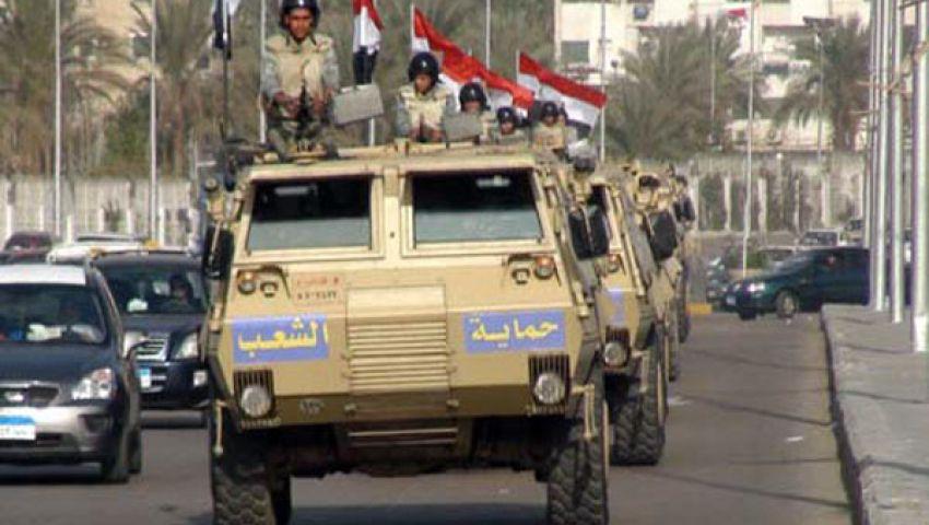 مؤتمر بلبنان يشيد بدور الجيش المصري في 30 يونيو