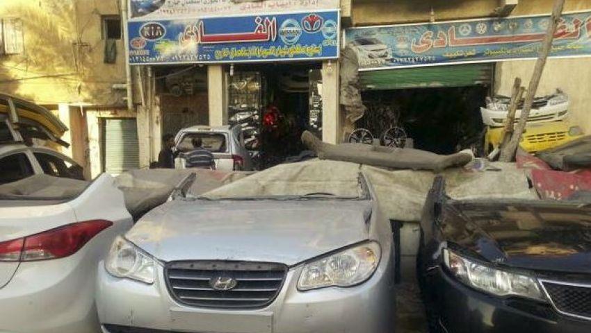 مستوردو قطع غيار السيارات الجمارك الجديدة تقتل السوق مصر العربية