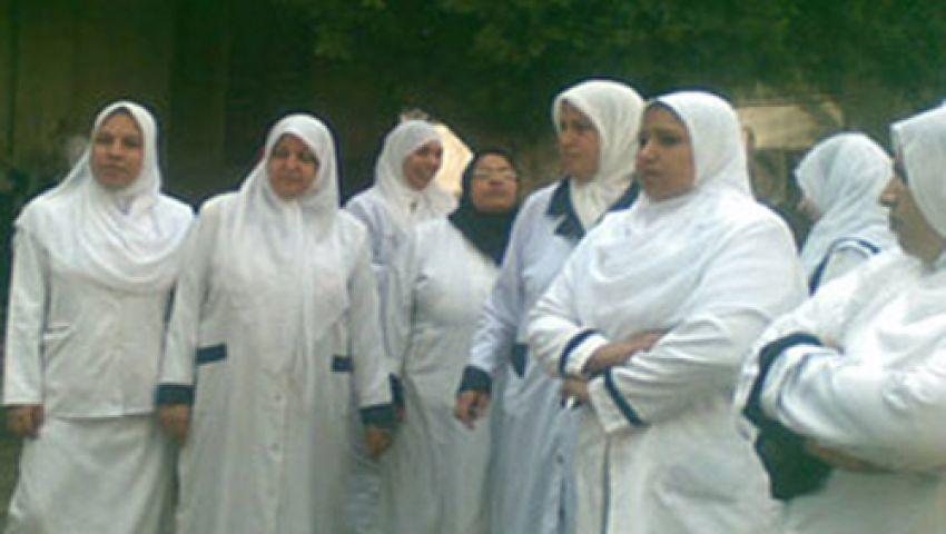 إحالة 120 ممرضة بمستشفى كفر الزيات للتحقيق