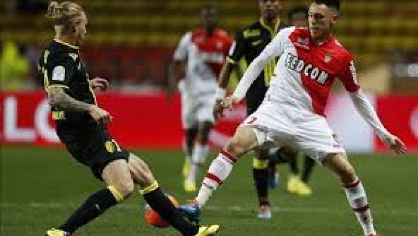 التشكيل الرسمي لمباراة موناكو وليل بالدوري الفرنسي