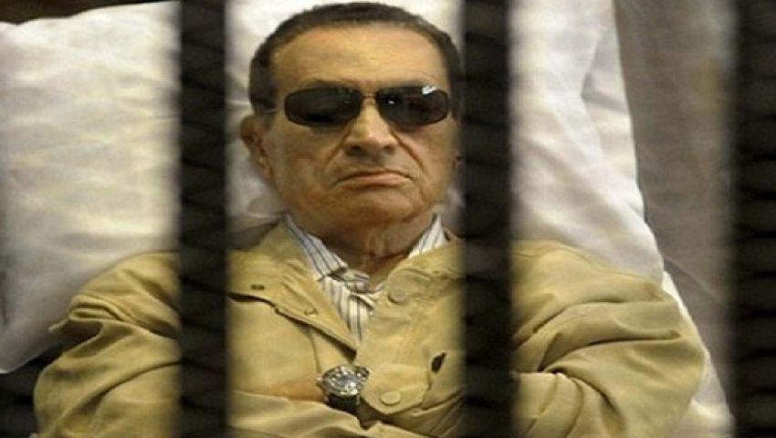 قاضي محاكمة مبارك: سوزان مبارك ليست قريبتي