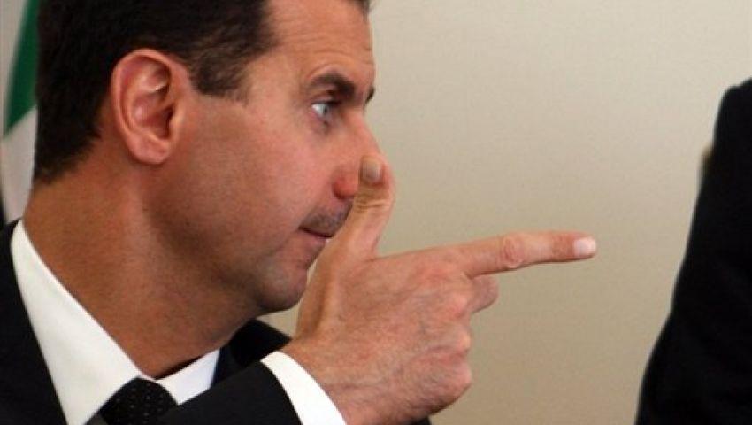 الأسد: أي ضربة فرنسية سيكون لها عواقب سلبية