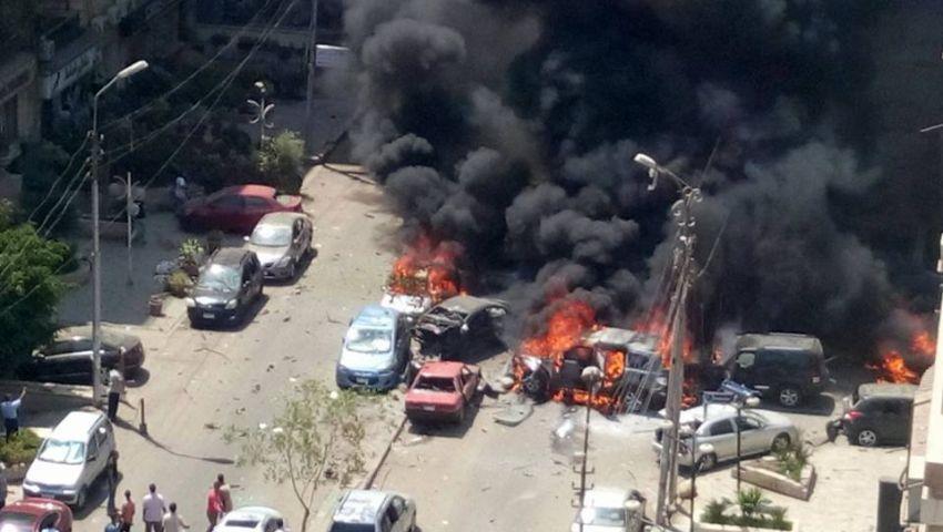 رئيس البرلمان العربي يدين اغتيال النائب العام