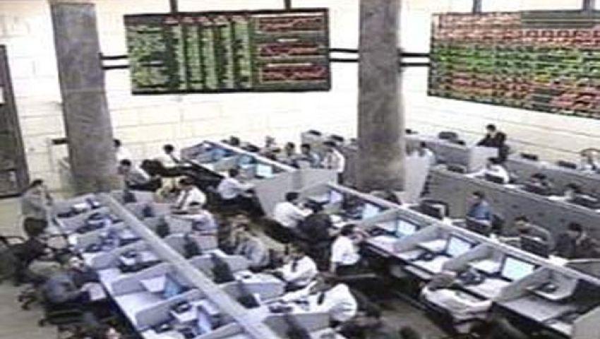 البورصة تخسر 7.4 مليار جنيه بسبب الاضطرابات