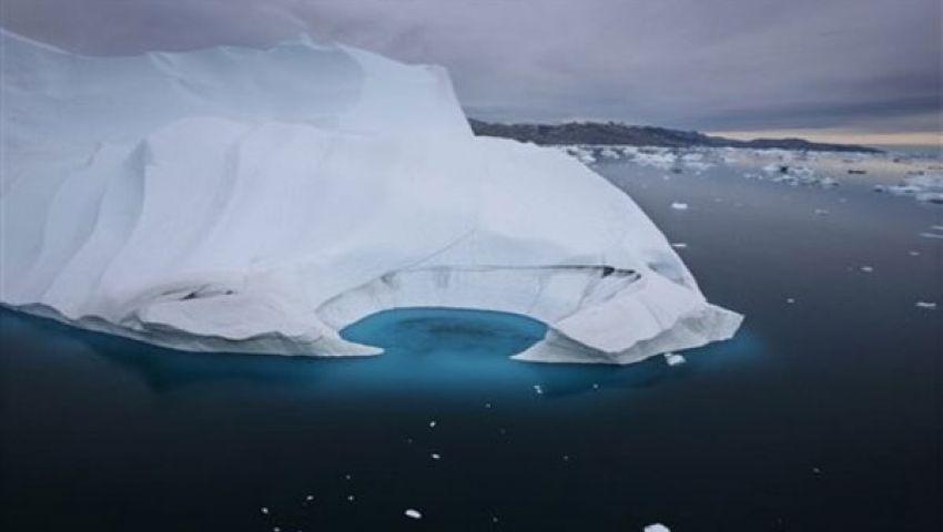 اكتشاف وادٍ كبير تحت الجليد