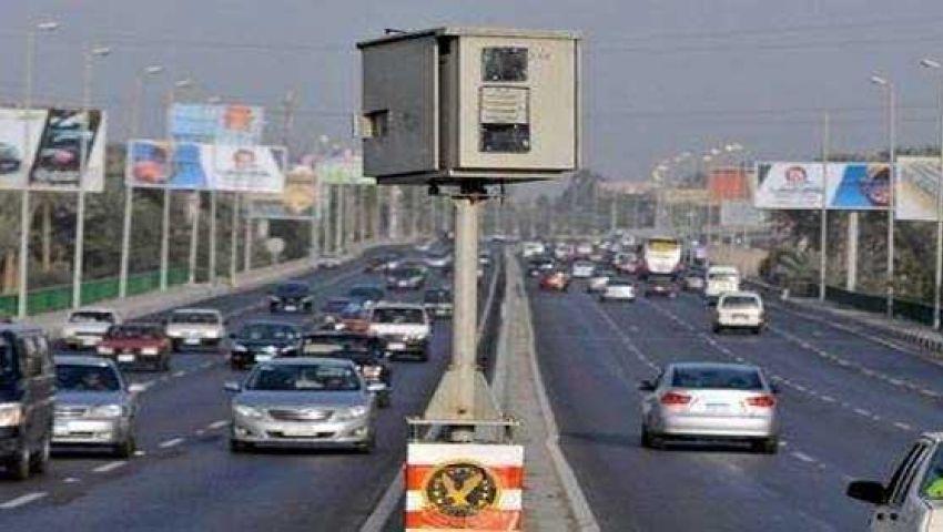 إغلاق جزئي لمحور 26 يوليو المتجه من ميدان لبنان لأكتوبر