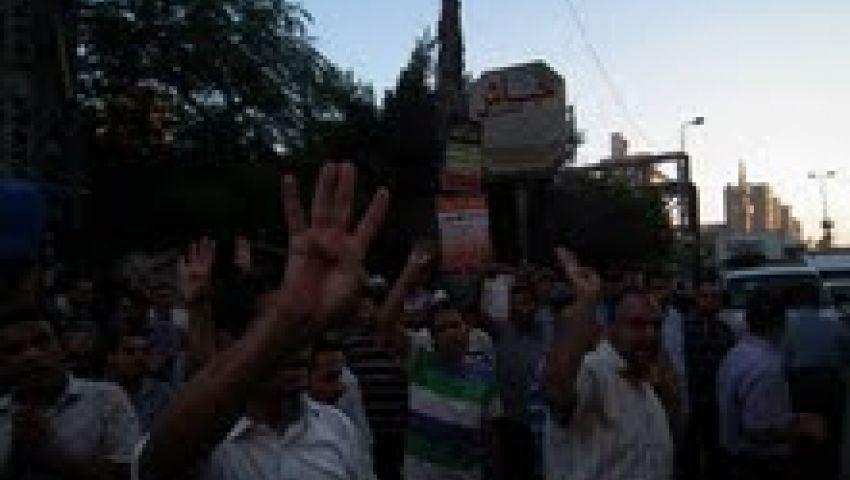 أمن الإسكندرية ينهي تجمعًا لأنصار مرسي بالعوايد
