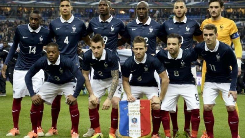 مشاهدة مباراة فرنسا والدنمارك.. بث مباشر