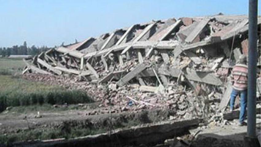 مقتل 12 عاملاً وإصابة 7 في انهيار جدار بشمال الصين