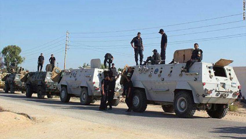 مصدر عسكري: لم نعلن الطوارئ في سيناء