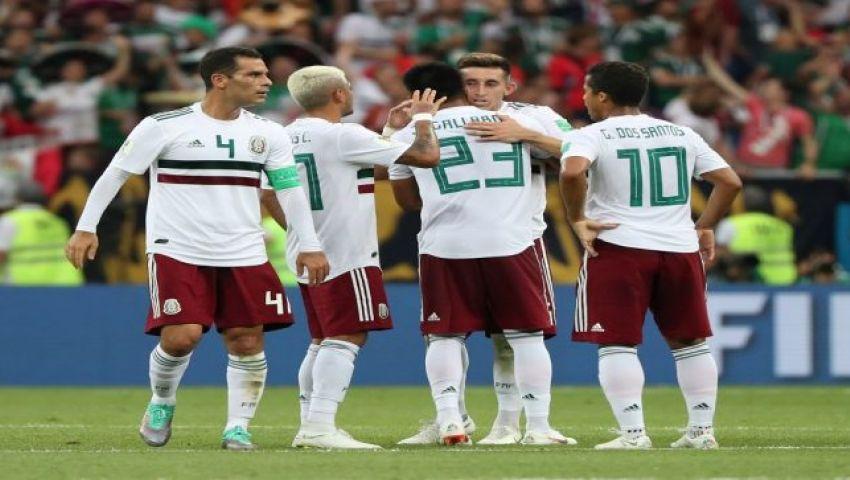 كأس العالم.. التشكيل الرسمي لمباراة المكسيك والسويد