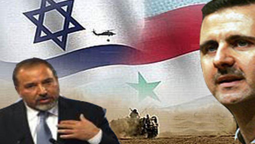 الأسد لوزير إسرائيلي: اسمحوا لنا بإقامة دولة علوية