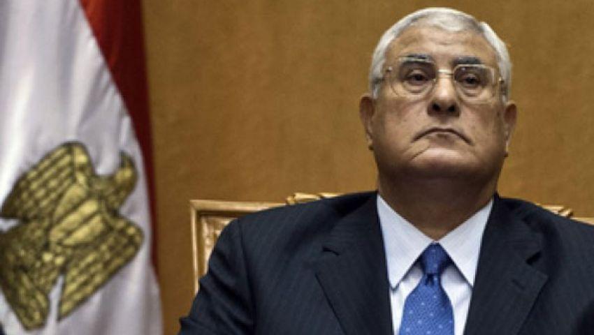 عضو بـ قضاة من أجل مصر: السيسي استعان بـ منصور ليتستر بعباءة القضاء
