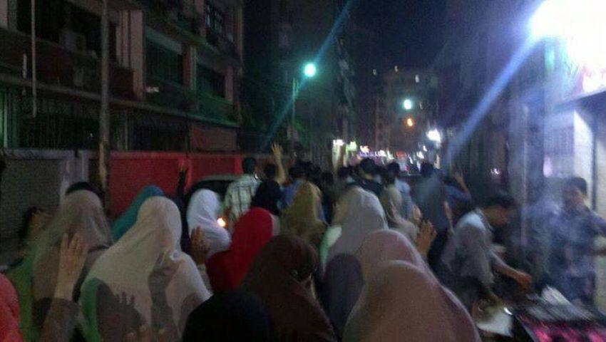 في أسيوط.. مسيرة نسائية تطالب بالإفراج عن المعتقلين