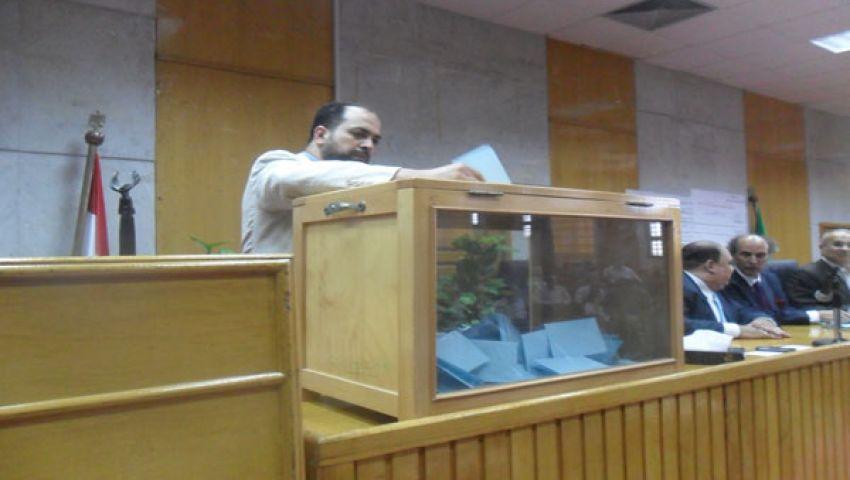 المجمع الانتخابي لجامعة المنوفية يختار رئيس الجامعة