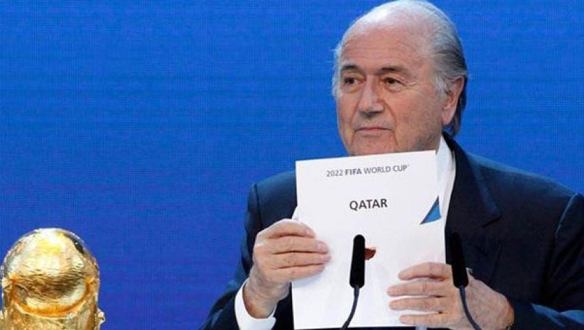 جارديان: ضغوط الرعاة تحاصر الفيفا بسبب رشاوي قطر