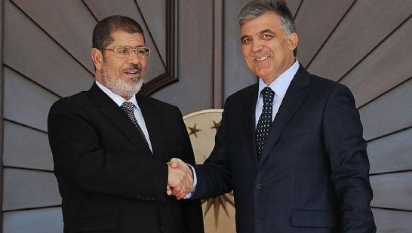 تركيا تطالب بالافراج الفوري عن مرسي