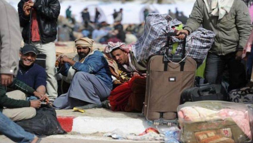 إطلاق سراح ثلاثة عمال مصريين بمنطقة الصابري ببنغازي