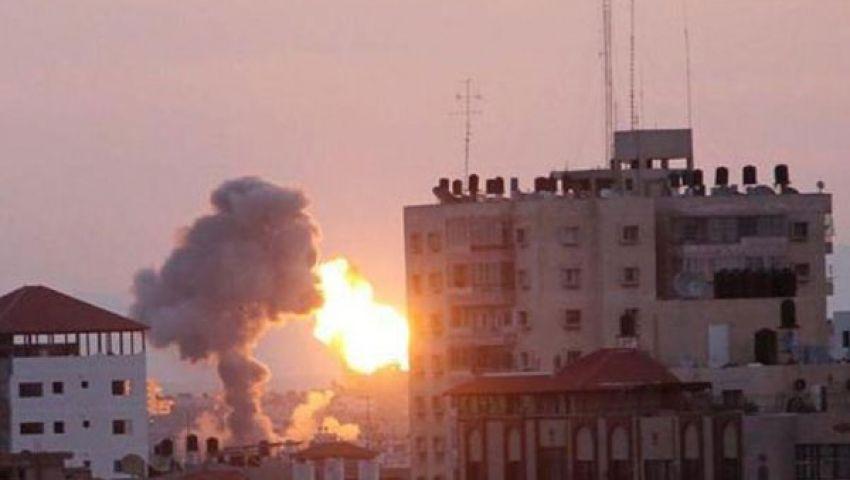 إسرائيل تشن غارات وهمية على غزة
