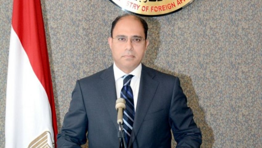 فيديو.. الخارجية: لم نُبلغ رسميا باستدعاء إيطاليا لسفيرها بالقاهرة