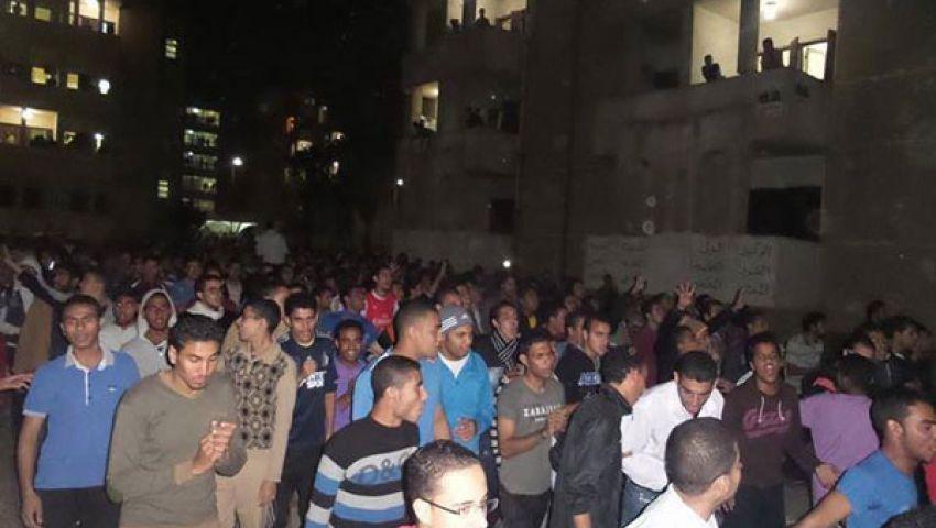 طلاب ضد الانقلاب: القرار يسكب الزيت على النار