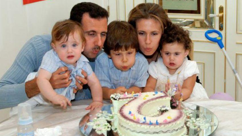 أسماء الأسد تتأنق لإخفاء وحشية زوجها