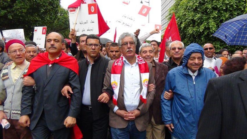 انتخابات تونس..الجبهة الشعبية ترفض الانضمام لحكومة بها النهضة
