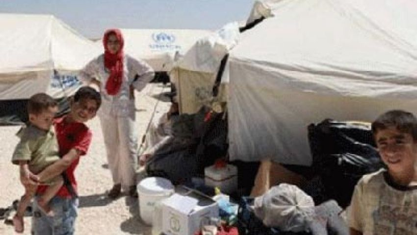 بريطانيا تدعم اللاجئين الفلسطينيين في سوريا بـ 25 مليون دولار