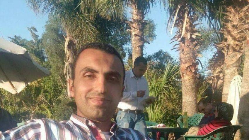 بعد إنقاذه الكنيسة المرقسية من التفجير| بالصور..  فيسبوك يحتفي بالمقدم عماد الركايبي