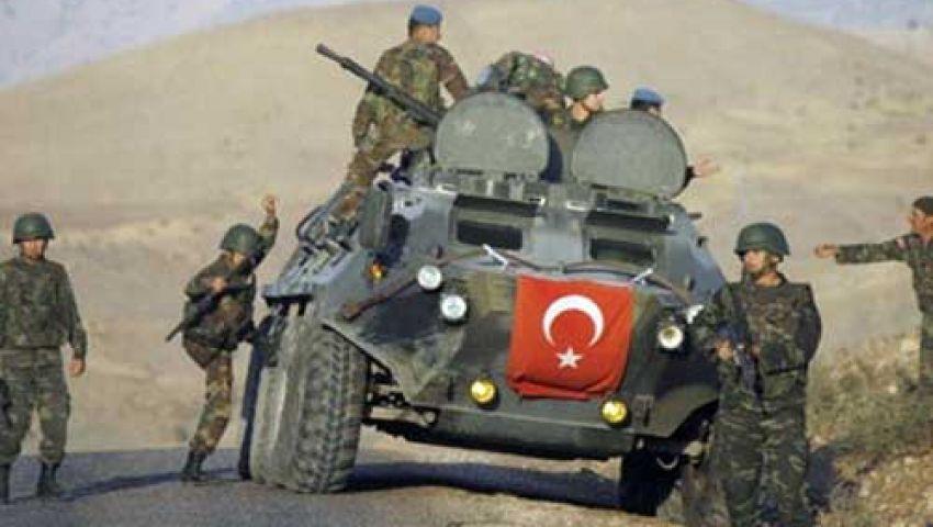 تحرك عسكري تركي على حدودها مع سوريا