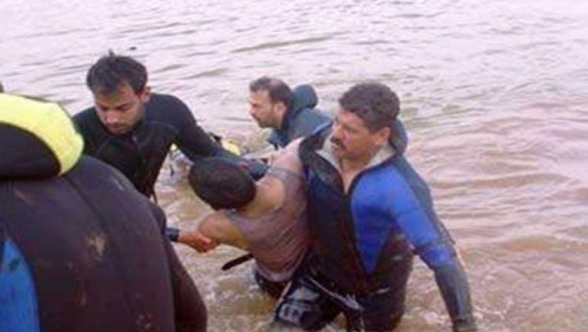 مصرع طالب غرقًا أثناء الاستحمام ببحر شبين الكوم