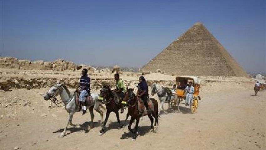 مصر تطلق برنامجًا لسياحة الترانزيت