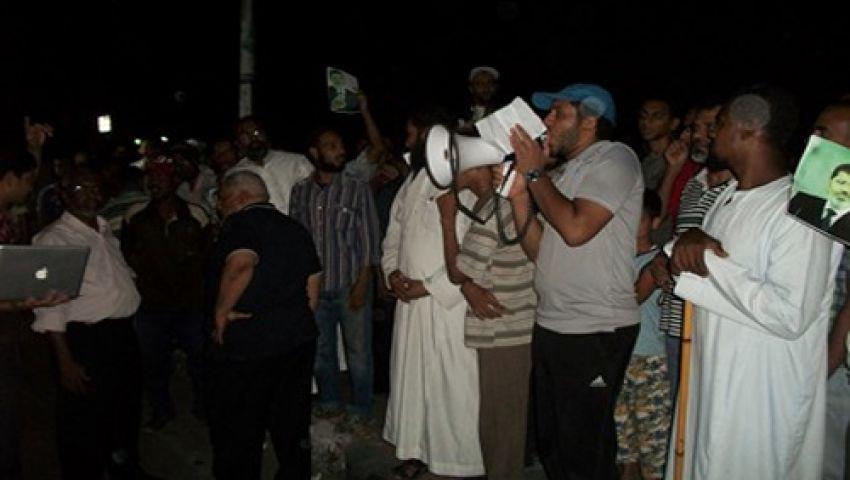 أولتراس نهضاوي ينظم مسيرة لدعم مرسي